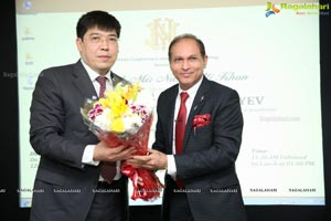 Yerlan Alimbayev Media Interaction