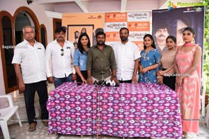 Bomma Adirindi-Dimma Thirigindi Movie Press Meet