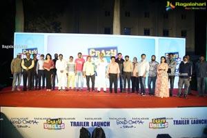 Crazy Uncles Movie Trailer Launch