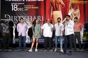 Dirty Hari Movie Trailer Launch