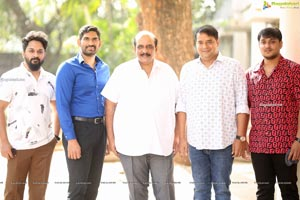 Friday Movie App Promoters Press Meet About Dirty Hari