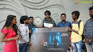 H 23 Trailer Launch by Sundeep Kishan