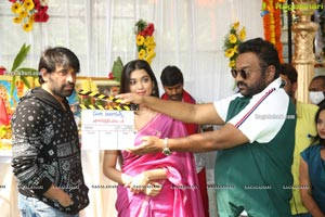 Jani Master's Film Produced by Suji Visuals Launch