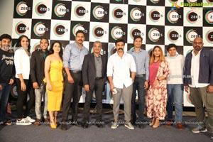 Shoot-out at Alair Movie Press Meet
