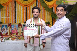 Vishwak Sen's New Film Produced by PVP Cinema Launch