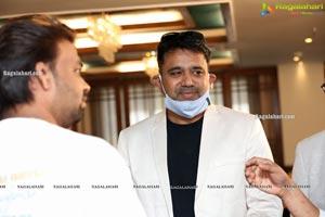 Amma Nanna Anada Ashramam Website and Logo Launch