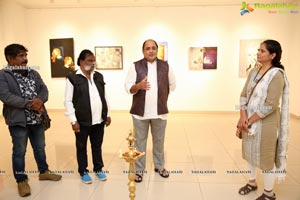 Kahkashan Nazneen Exhibition of Paintings