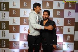 LB Entertainments Logo Launch by Radha Krishna Kumar