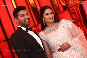 Wedding Reception of Nipun and Shriya