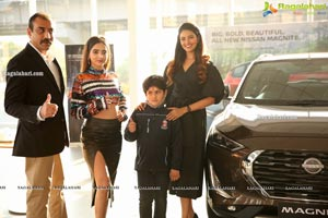 Nissan Launches All New SUV Nissan Magnite