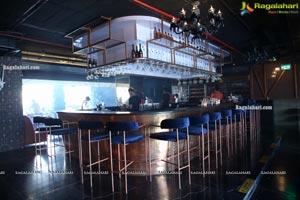 POSHNOSH Lounge & Bar Pre-Launch