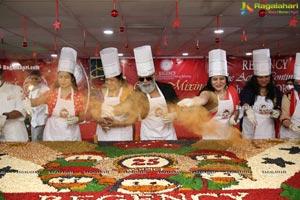 Regency College Cake Mixing Ceremony