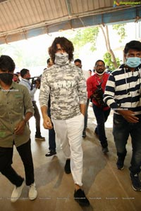 Vijay Deverakonda, Tollywood Celebs Cast Vote at FNCC