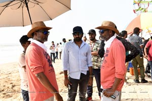 Krack Movie On Location Stills