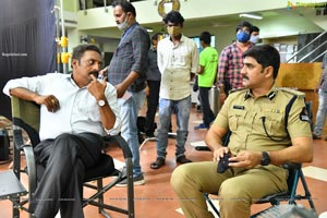 Shoot-out at Alair Working Stills