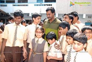 Hero Sunil 2013 Birthday Celebrations