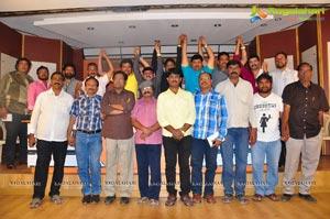 Telugu TV Serial Artists Press Meet