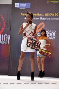 Apollo Cancer Hospitals Fashion Show