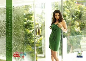 CCL 2013 Hot Girls