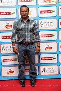 CCL 3 Glam Night at Hyderabad