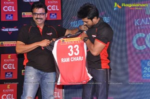 CCL Season 3 Telugu Warriors Team Announcement