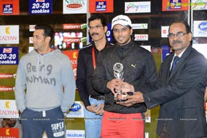 CCL 2013 Telugu Warriors Team Won