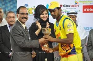 CCL 3: Chennai Rhinos Vs Mumbai Heroes Match