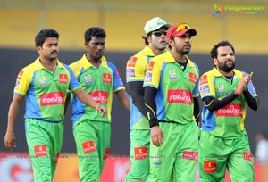 CCL 3: Kerala Strikers Vs Bhojpuri Dabanggs
