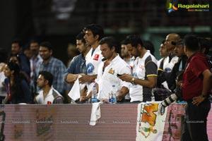 Kerala Strikers Vs Mumbai Heroes