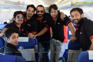 CCL Telugu Warriors Team