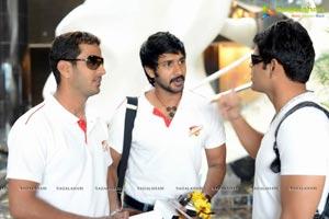 Chennai Rhinos Team Photos