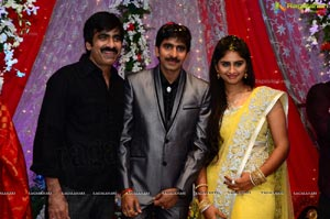Gopichand Malineni Wedding Reception