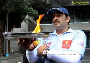 CCL 2013: Kerala Strikers Vs Bhojpuri Dabanggs