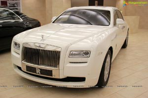 The Rolls-Royce Ghost and Phantom Photos