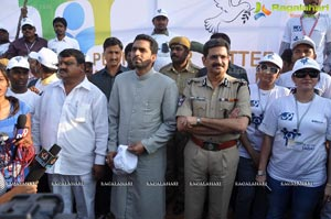 Hyderabad Bomb Blast Peace Rally