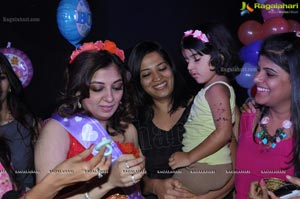 Tamana Kheskani Baby Shower