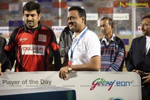 Celebrity Cricket League 2013