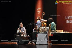 Confluence by Zakir Hussain, Bela Fleck & Edgar