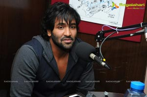 Vishnu Manchu at Red FM
