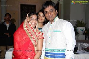 25th Anniversary Kalantri Family