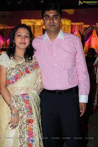 Ankitha-Nikunj Wedding