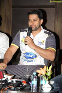 CCL 4 semi-finals Pressmeet