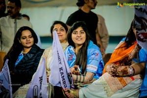 CCL4: Bhojpuri Dabanggs Vs Chennai Rhinos