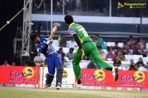 CCL4 Karnataka Bulldozers vs Kerala Stirkers Final