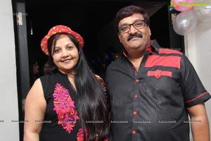 Nayan Bhavyata Pre-Wedding Bash