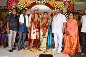 Raghavendra Reddy Daughter Marriage