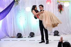 Ajay-Neha Sangeet Ceremony