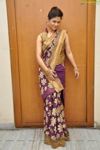 Indian TV Anchor Shilpa Chakravarthy