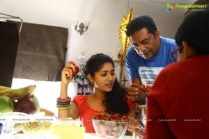 Ulavacharu Biriyani Working Stills