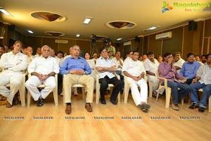 Ramanaidu Condolence Meet